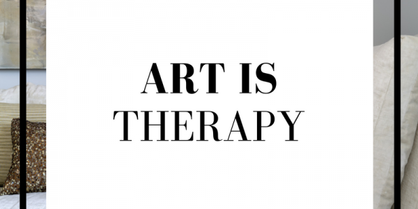 art therapy, art is healing