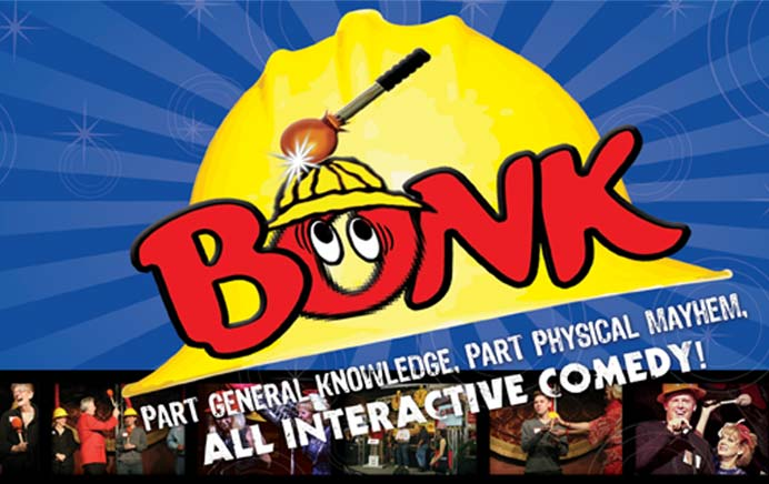 Book Bonk the Game Show