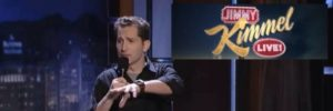 Andrew Norelli on Jimmy Kimmel Live