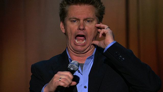 Book Brian Regan