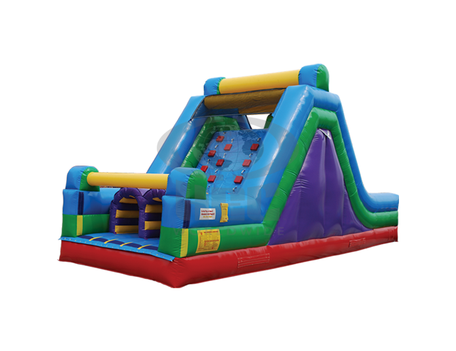 Extreme Obstacle Course Inflatable