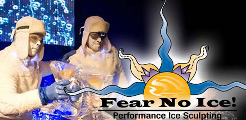 Hire Fear No Ice Corporate Ice performance sculpting