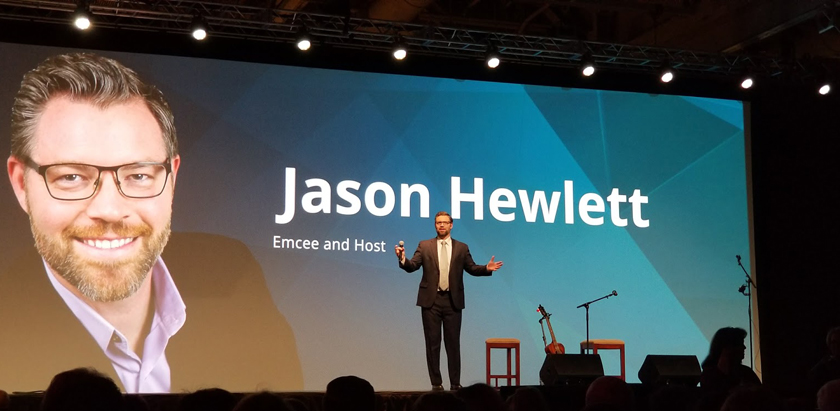 Hire Jason Hewlett Keynote Speaker