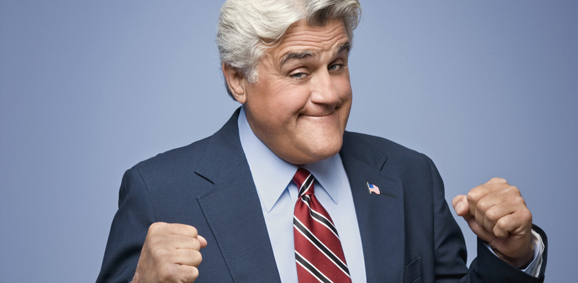 Hire Jay Leno - Celebrity Comedian - Funny Business Agency