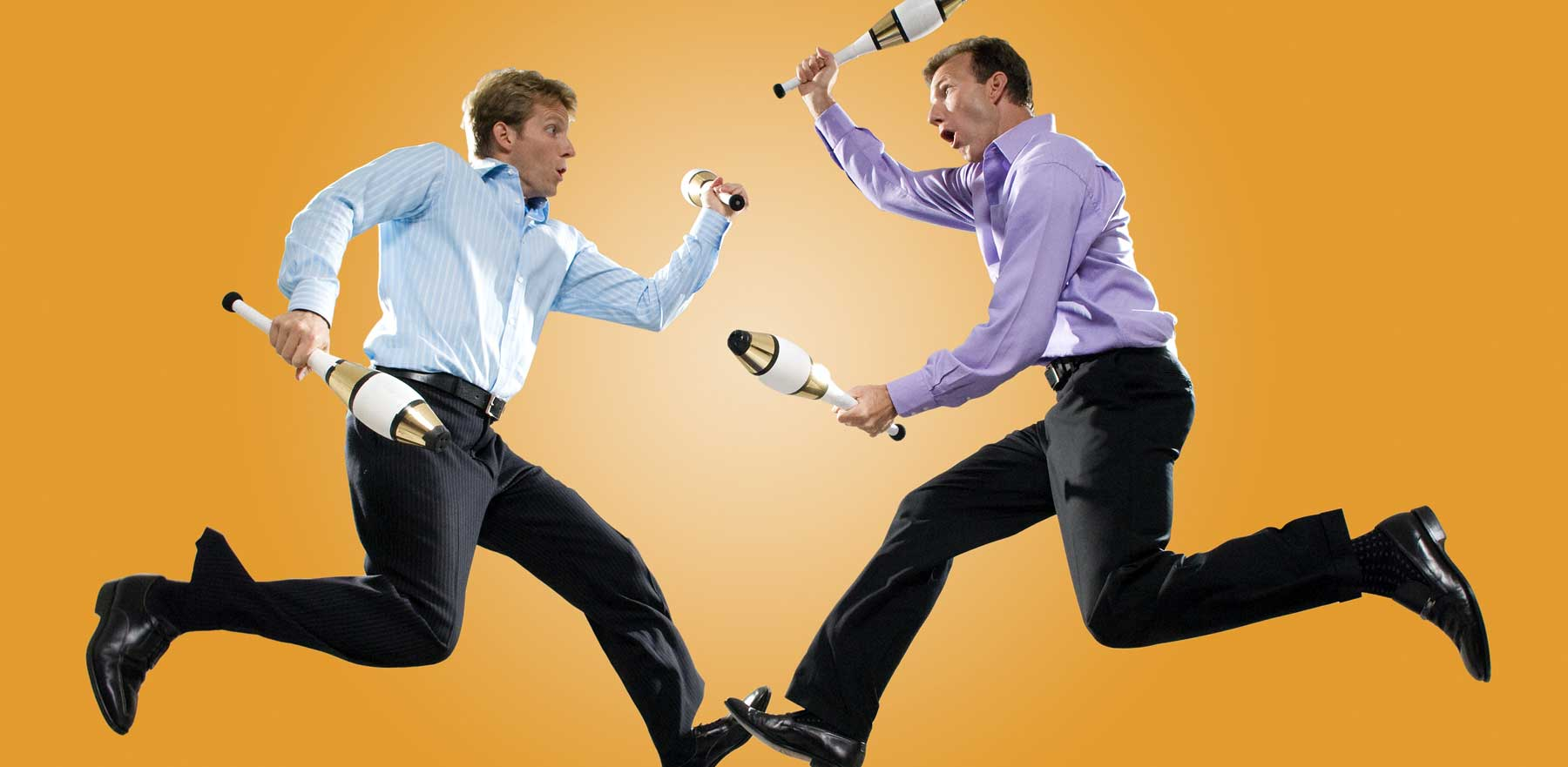 Hire Passing Zone - Corporate Entertainers - Funny Business Agency