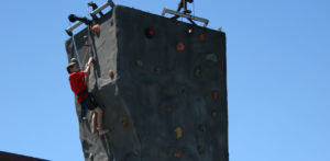 Rock Wall Rental Michigan