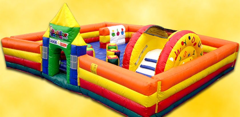 Laugh & Learn Inflatable