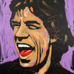 Tim Decker - Speed Painter - Jagger - Funny Business Agency