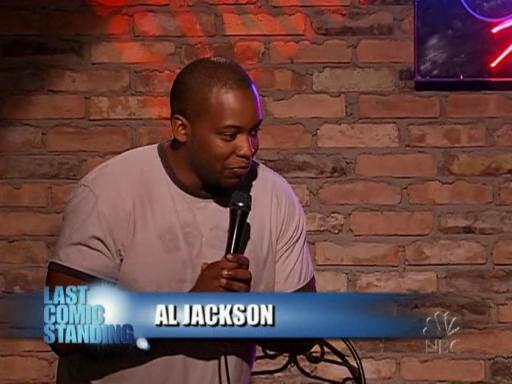 Al Jackson on NBC Last Comic Standing