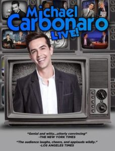 Michael Carbonaro Poster - Funny Business Agency