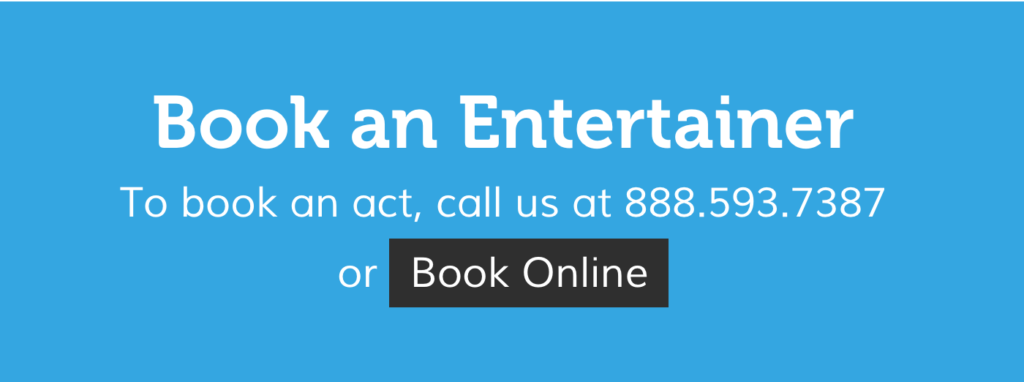 Book an Entertainer - Entertainment Request Form