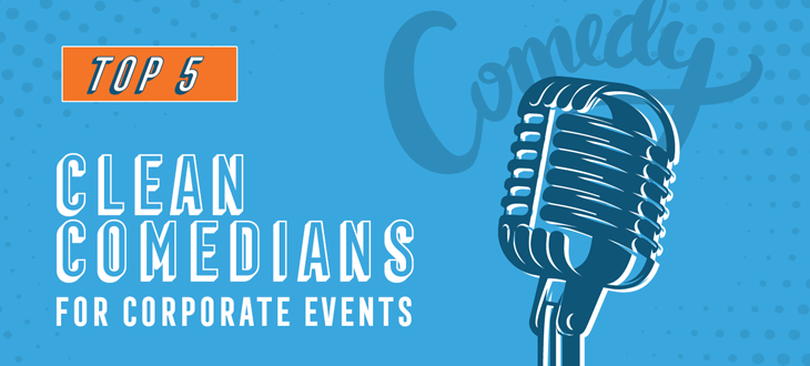 Clean Comedians - For Events - Funny Business Agency