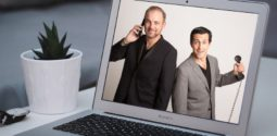 Alakazoom - Virtual Magic for Online Meetings - Funny Business Agency