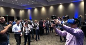 Virtual Reality Entertainment - Corporate Events - Funny Business Agency