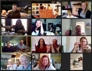 Virtual Holiday Party Entertainment - Funny Business Agency