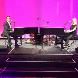 Virtual Dueling Pianos - Jeff & Rhiannon - Funny Business Agency