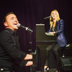 Dueling Pianos for Virtual Events- Jeff & Rhiannon - Funny Business Agency