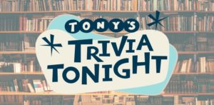 Virtual Trivia with TOny - Banner - Funny Business Agency